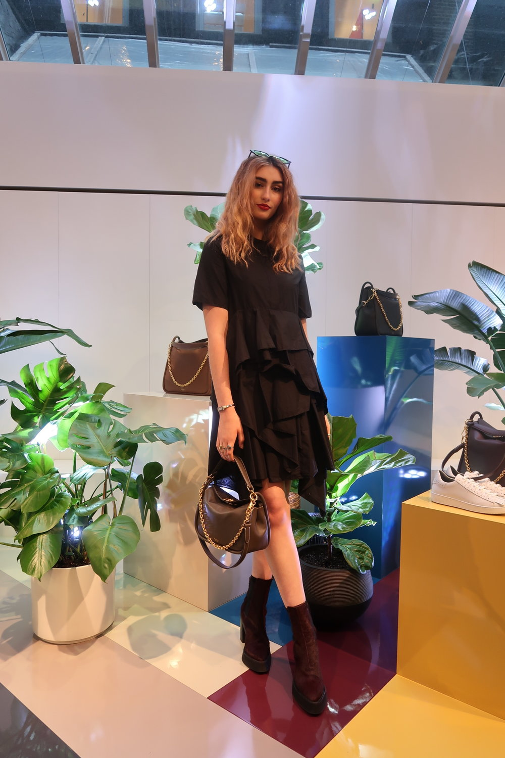 Vogue x Mulberry London Event