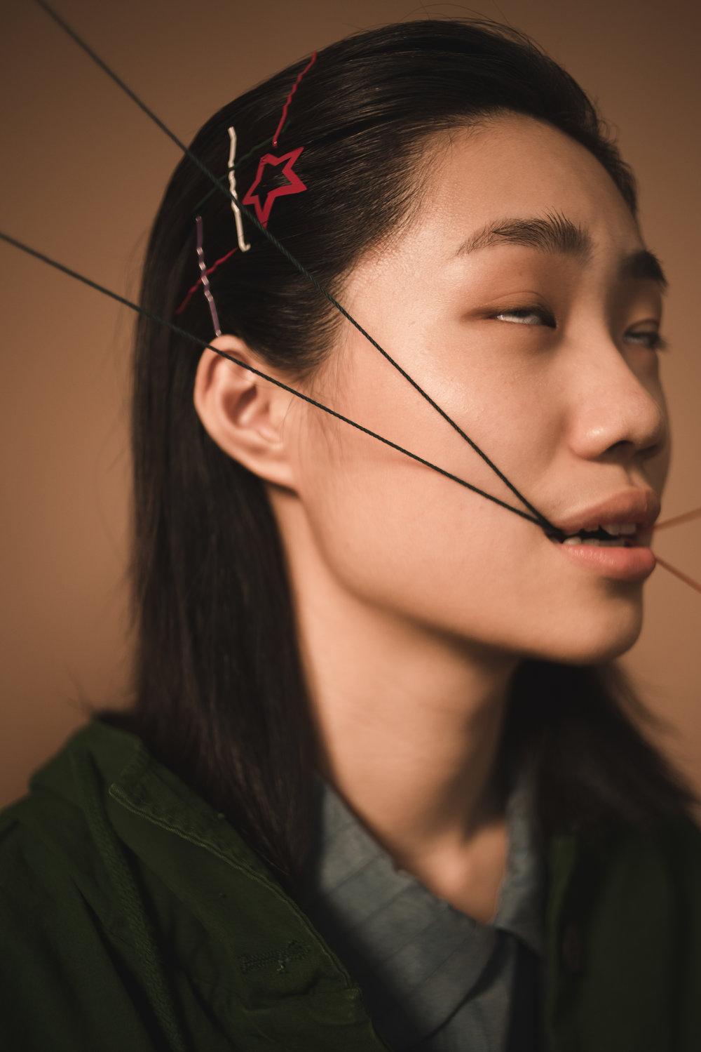 model : Huai Hsuan / Miyabi Shuu stylist : Claire Tzeng Hair : Fran Lin makeup : Meg Lu