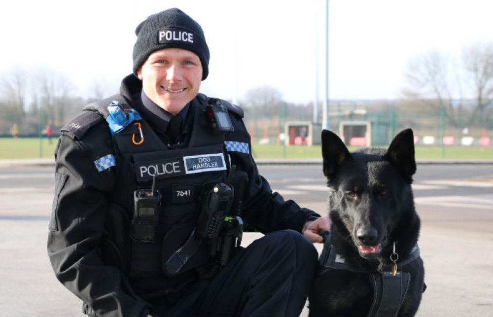 We've just included the new  Warren Kennel  to our list … the kennel of choice by UK police forces.