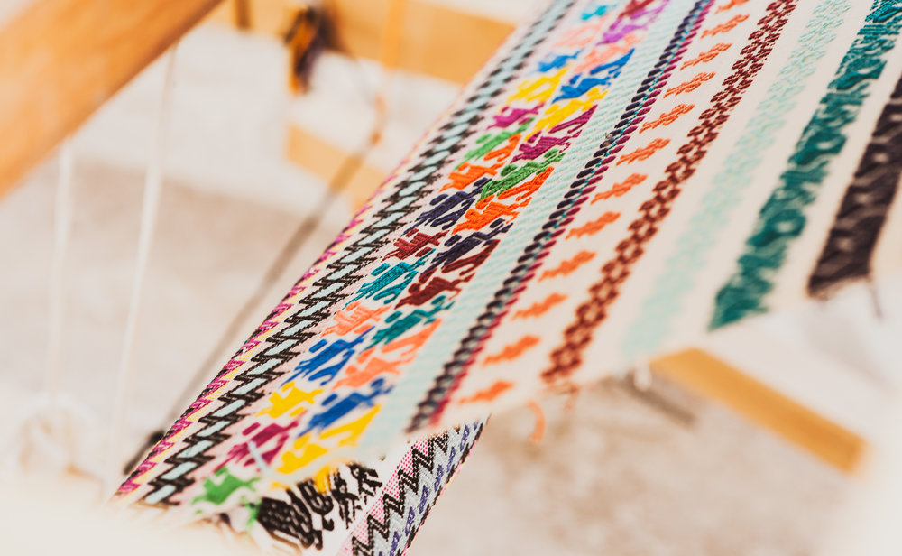 Pixan - We are a federation of indigenous weavers living in the highlands of Guatemala.