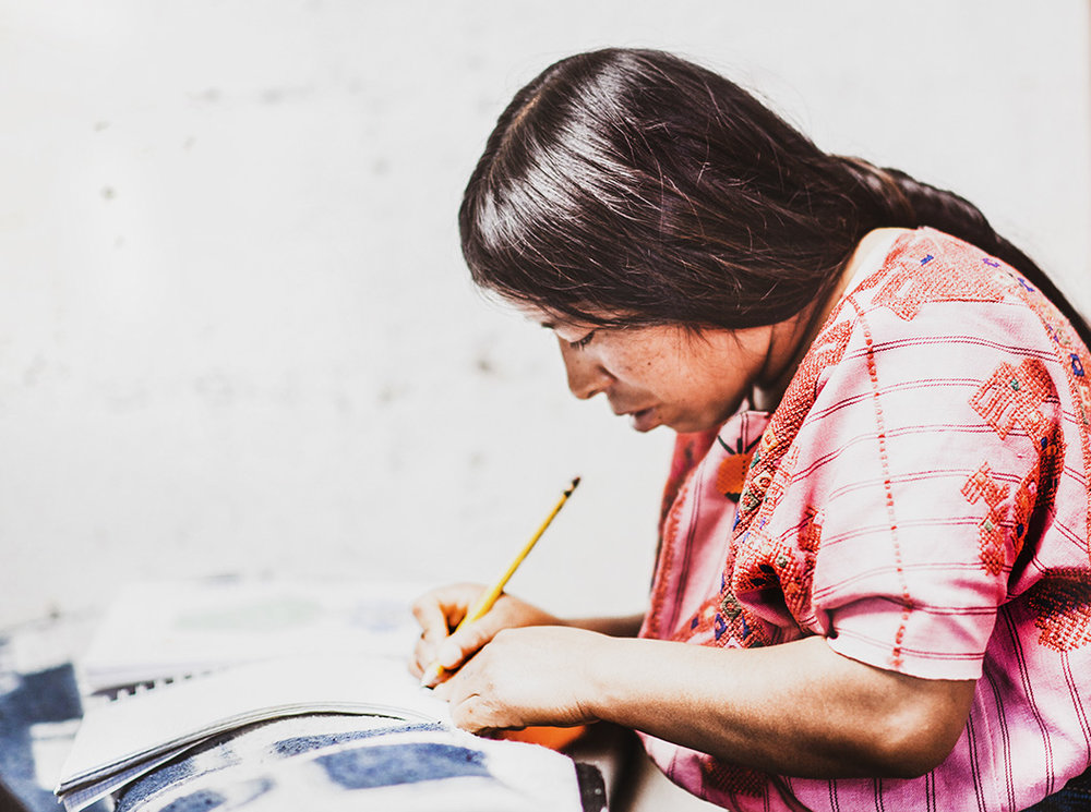 Direct Business Pixan - We are a federation of indigenous weavers living in the highlands of Guatemala. here.