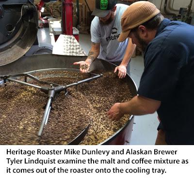 image courtesy Alaskan Brewing Company