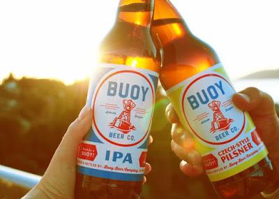 image courtesy Buoy Brewing Company