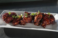 image of Rotisserie-Style Wings courtesy Seattle Mariners