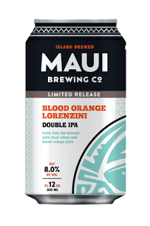 image courtesy Maui Brewing Company