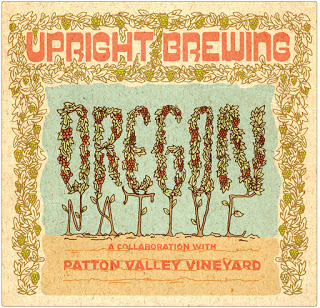 image courtesy Upright Brewing