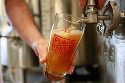 image courtesy Public Coast Brewing Co.