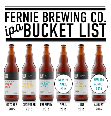 image courtesy Fernie Brewing Co.
