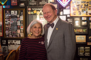 image of Charles and Rose Anne Finkel courtesy Pike Brewing Company