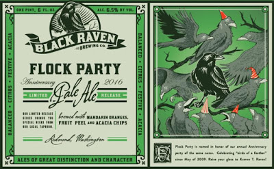 image courtesy Black Raven Brewing