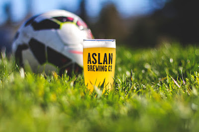 image courtesy Aslan Brewing Co.