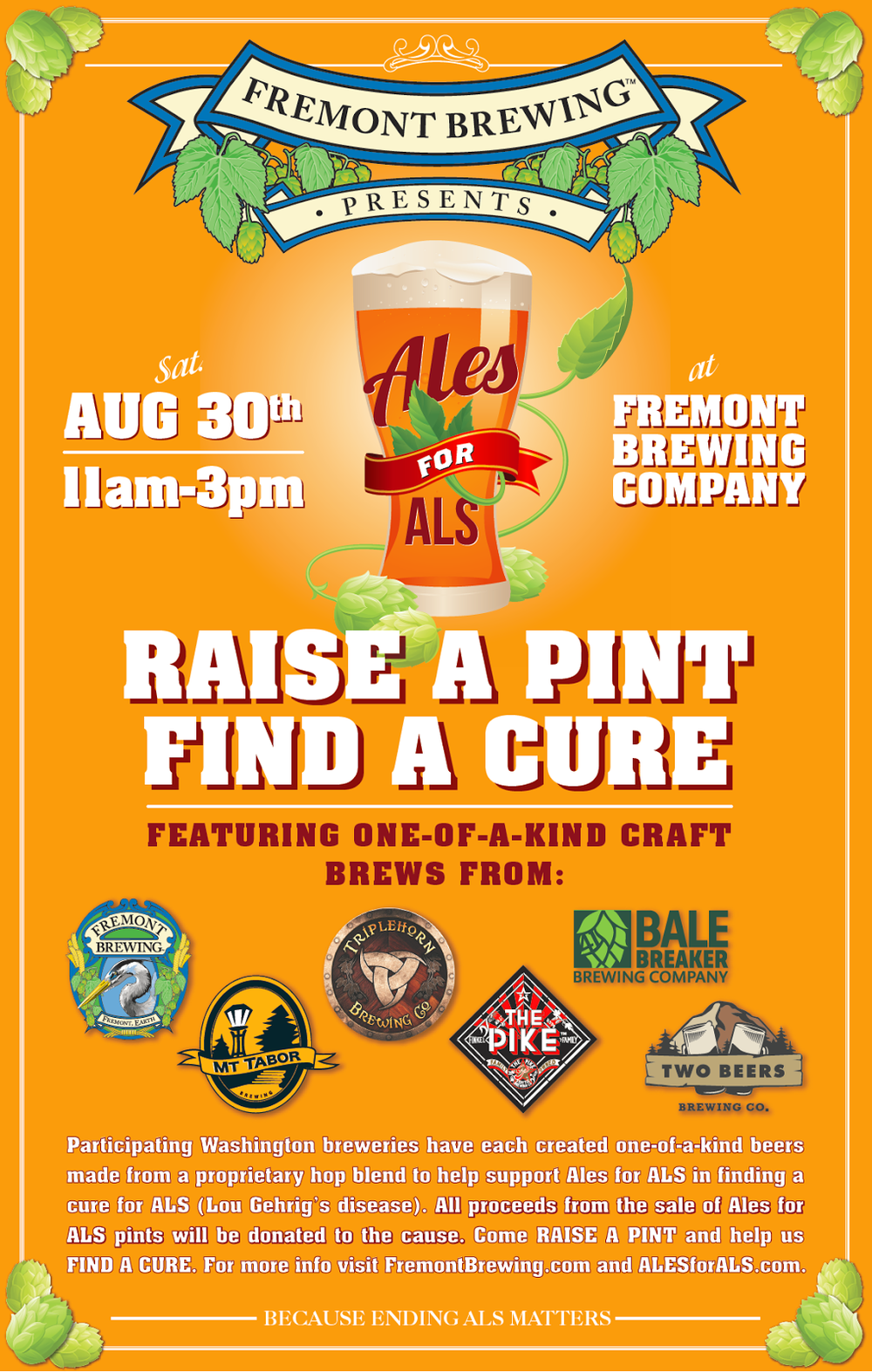 image of ALES for ALS courtesy Fremont Brewing Company