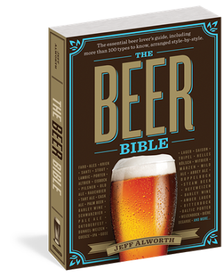 """The Beer Bible"" courtesy Workman Publications"