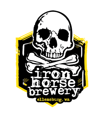 Iron Horse Brewery's new logo courtesy Iron Horse Brewery
