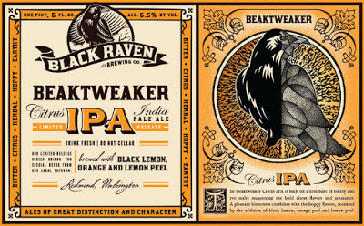 image courtesy Black Raven Brewing Co.