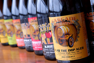 image courtesy Cascade Brewing