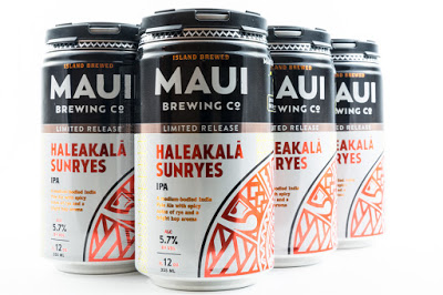 image courtesy Maui Brewing