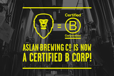image courtesy Aslan Brewing