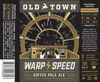 image courtesy Old Town Brewing Co.