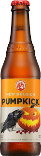 image of Pumpkick Ale courtesy New Belgium Brewing