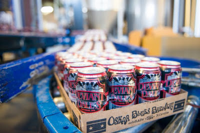 image courtesy Oskar Blues Brewing