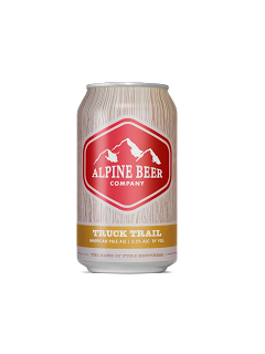 image courtesy Alpine Beer Company