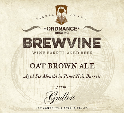 image courtesy Ordnance Brewing