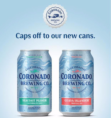 image courtesy Coronado Brewing Company