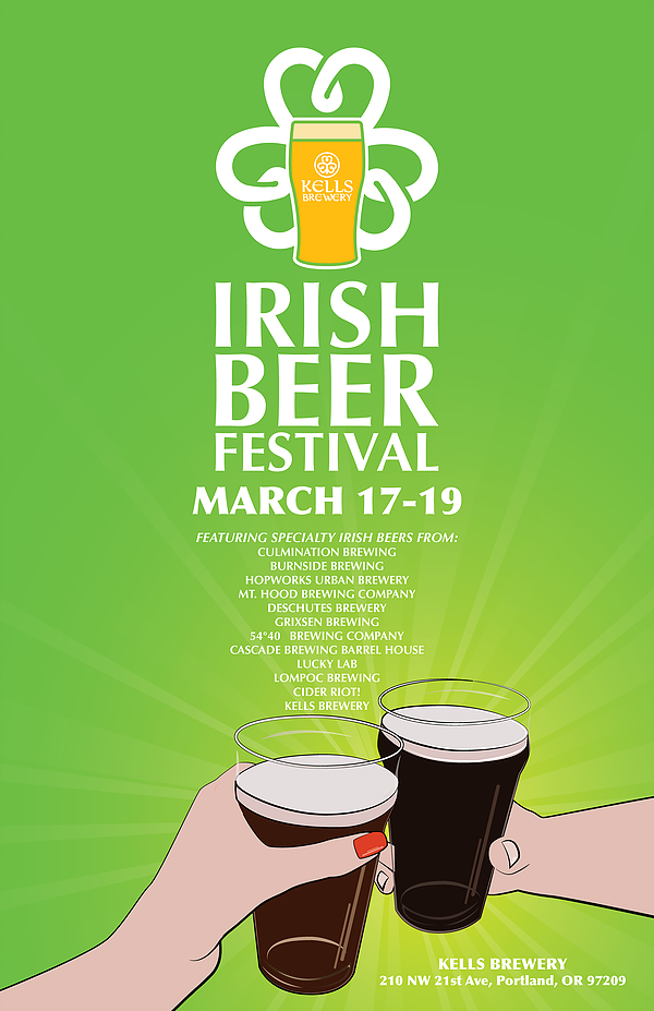 image courtesy Kells Brewery