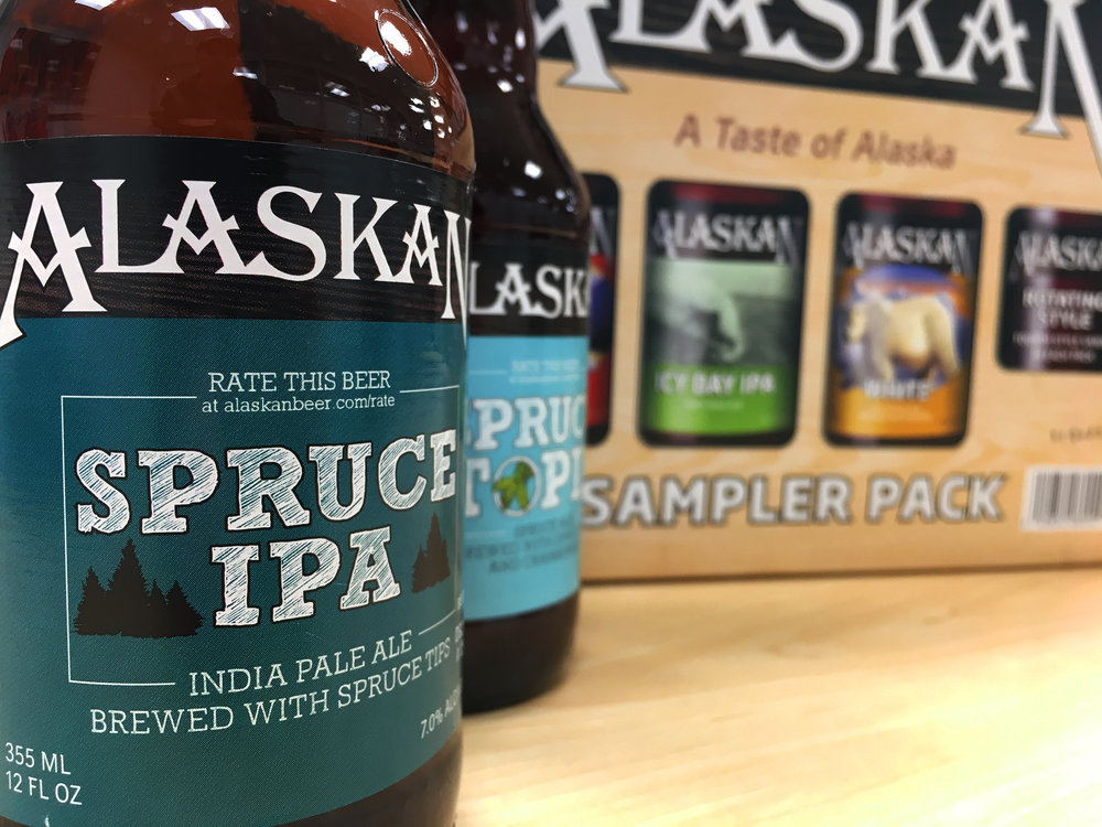 image courtesy Alaskan Brewing Company