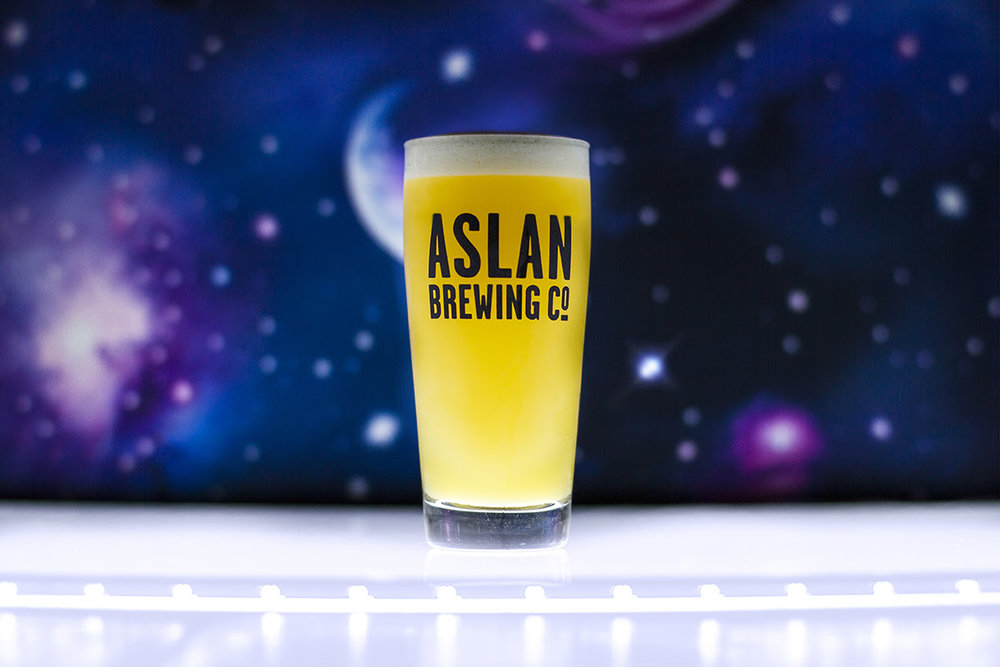 image courtesy Aslan Brewing Co.