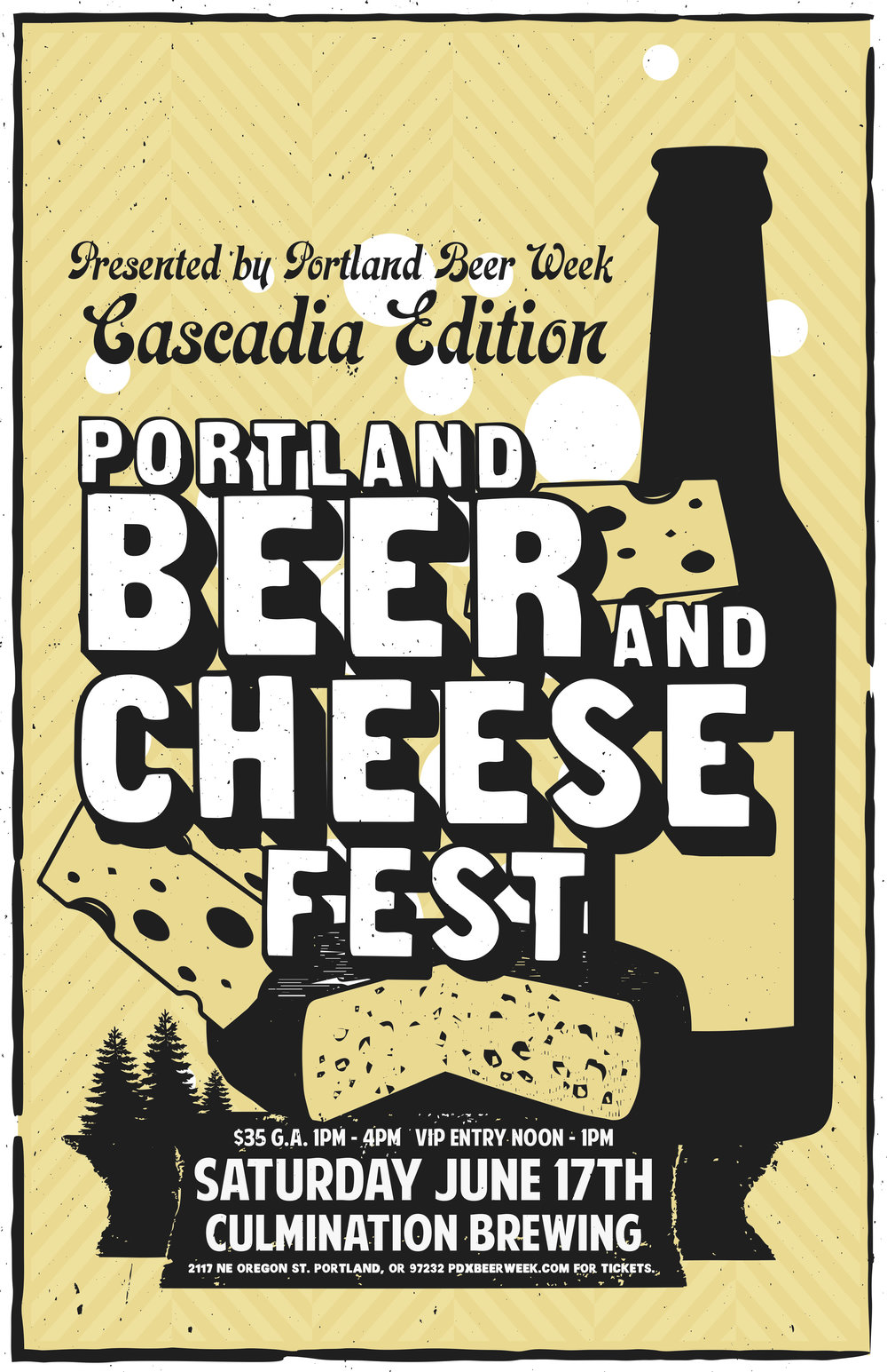 image courtesy Portland Beer and Cheese Fest