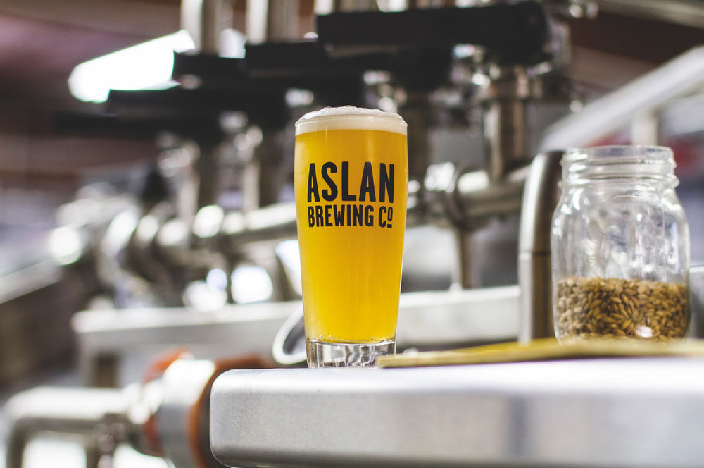 image courtesy Aslan Brewing Company