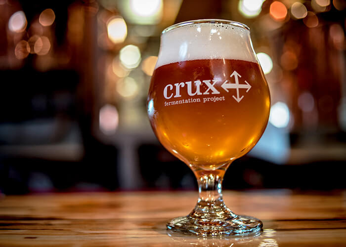 image courtesy Crux Fermentation Project