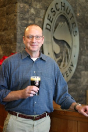 image of Michael LaLonde courtesy Deschutes Brewery