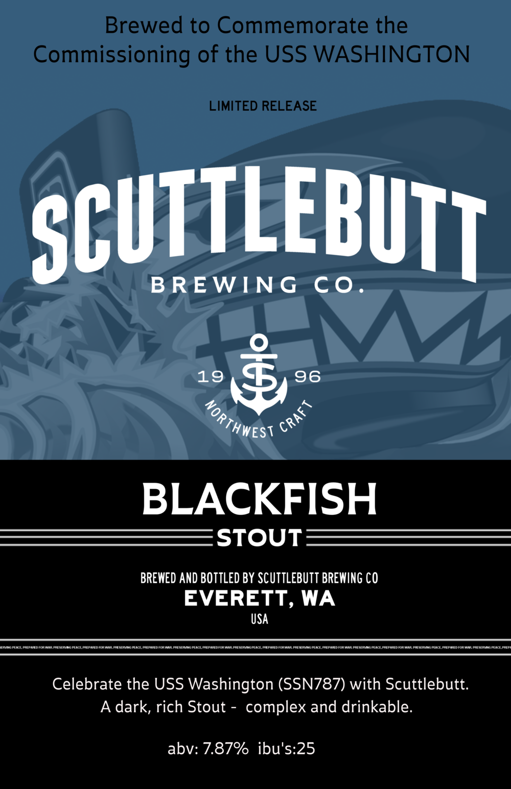 image courtesy Scuttlebutt Brewing Company