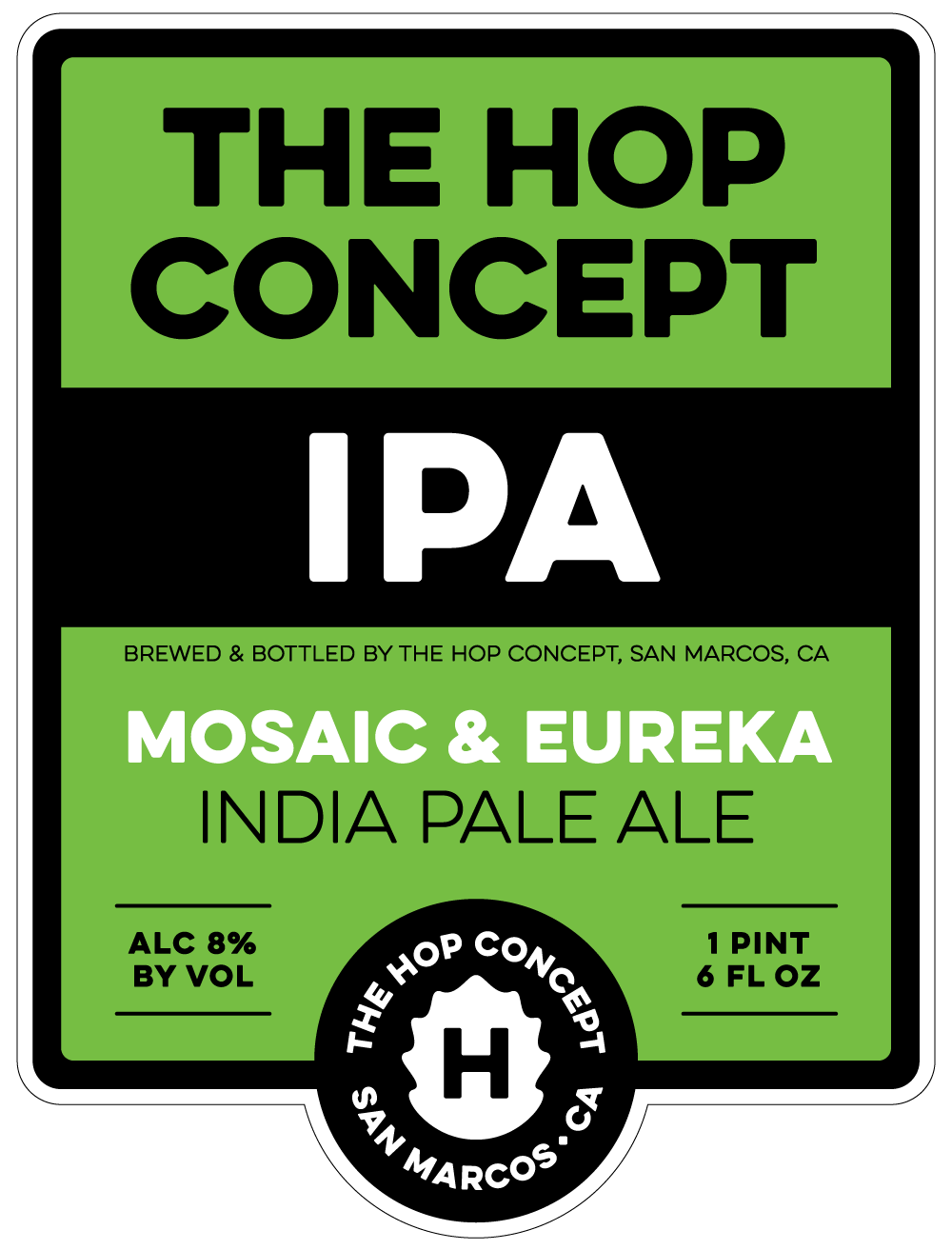 image courtesy The Hop Concept in San Marcos, California