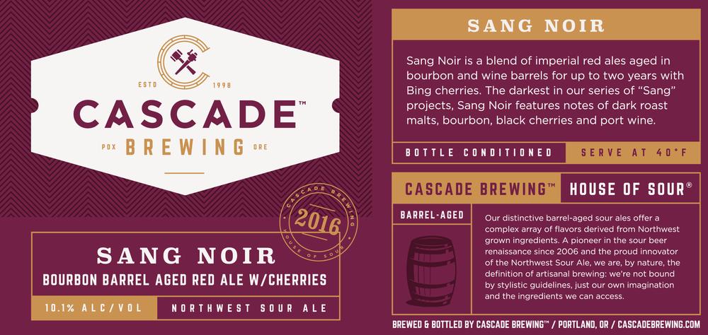 image courtesy Cascade Brewing Company