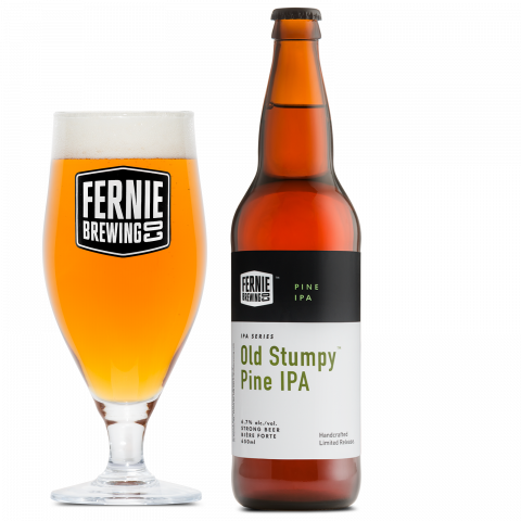 image sourced from Fernie Brewing Company