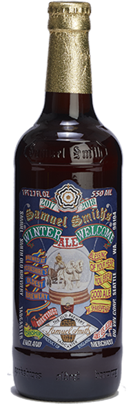image sourced from Samuel Smith Brewery via Merchant du Vin