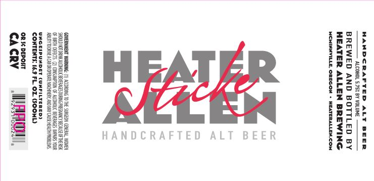 image sourced from Heather Allen Brewing Company