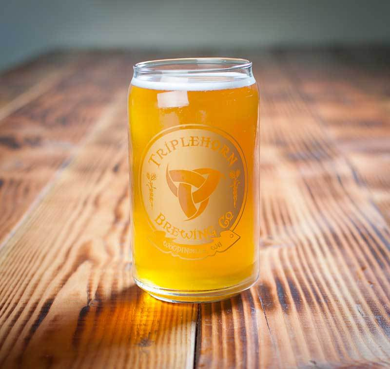 image courtesy Triplehorn Brewing