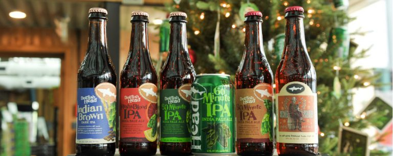 image sourced from Dogfish Head Craft Brewery