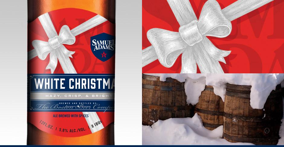 Sam Adams White Christmas.Samuel Adams White Christmas The Northwest Beer Guide