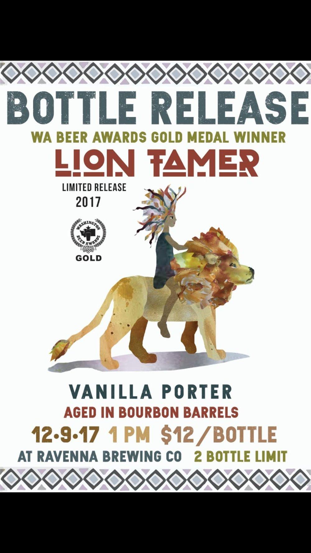 Anacortes Barrel Aged Coconut Porter — The Northwest Beer Guide