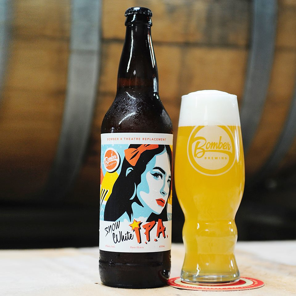 Bomber Snow White IPA — The Northwest Beer Guide