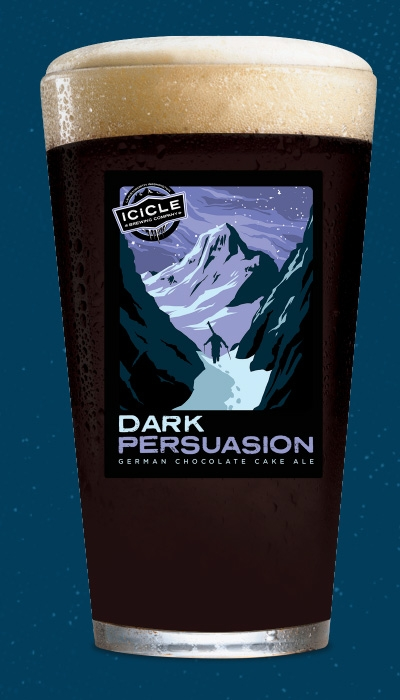 image courtesy Icicle Brewing Company