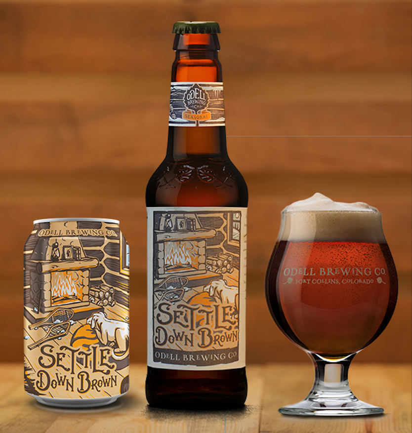 image soured from Odell Brewing's website