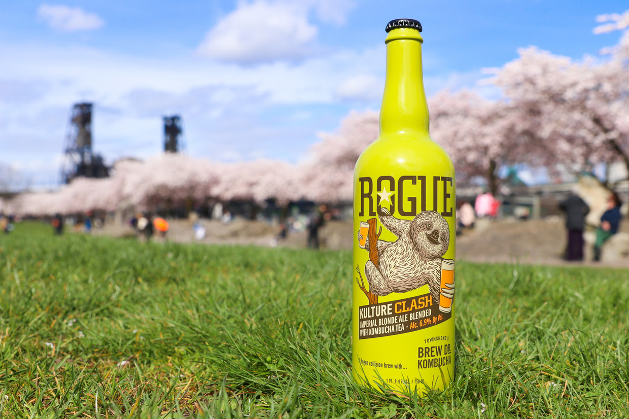 Rogue Ales & Spirits keeps it trendy with the release of