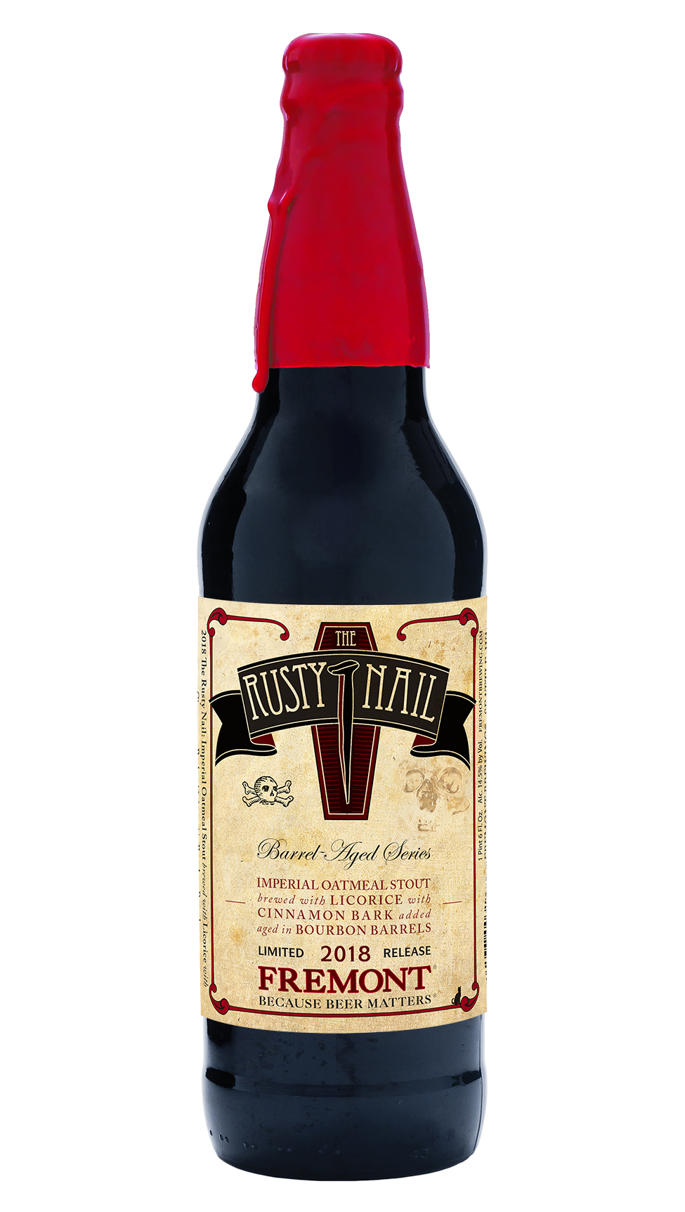 Fremont Brewing Releases Rusty Nail 2018 To The Masses The